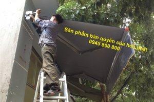 Sửa chữa mái hiên giá rẻ